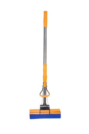 sterilize: MOP isolated on white background