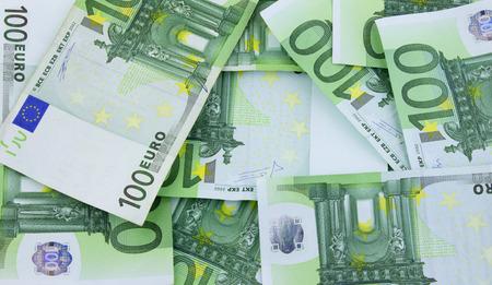 billets euros: Vaus euro note texture de fond Banque d'images