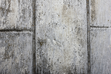 texture of gray concrete with scratches, for background and design
