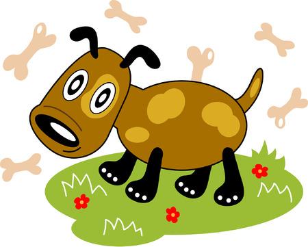 jack russell:  Dog Illustration