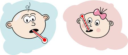 baby sick: Sick baby