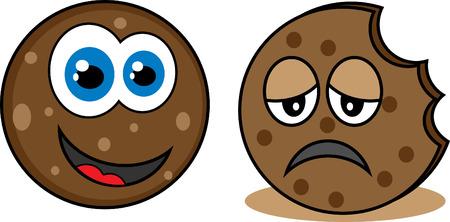 crumb: Cookie  Illustration