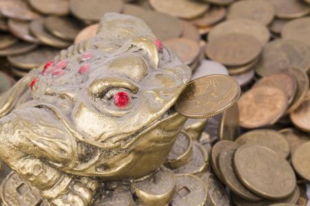 monetary: Monetary frog