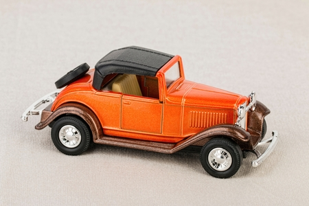 collectible: Vintage collectible toy model car.