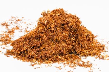 tobacco leaf: Dry tobacco - Stock image macro.