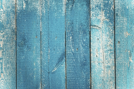 Old wooden planks with cracked color paint texture. Perfect background for your concept or project. Banque d'images