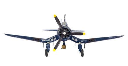 avion de chasse: Avion de chasse de seconde guerre mondiale h�lice isol�s a�ronefs Banque d'images
