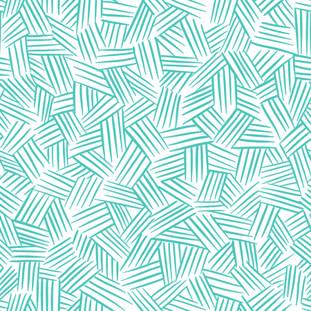 wickerwork: Vector illustration. Endless white background. Vector backdrop.