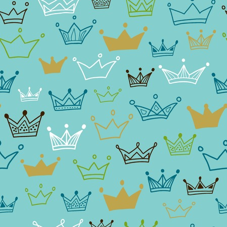 crown of light: Vector seamless texture with abstract flowers.  Pastel pattern. Use for wallpaper, pattern fills, web page background.