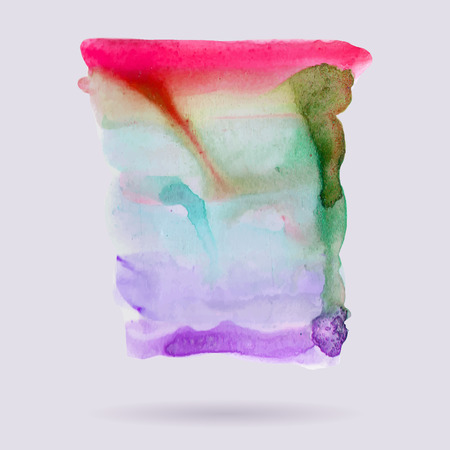 splutter: Abstract hand paint watercolor background