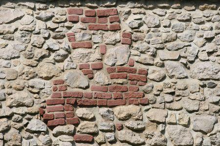 rynek: old lime and brick