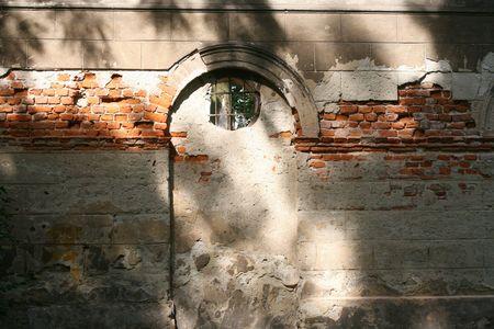 rynek: shadow on the wall