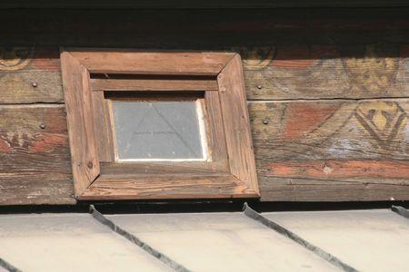 rynek: window Stock Photo