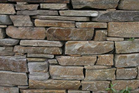 irish wall pattern photo