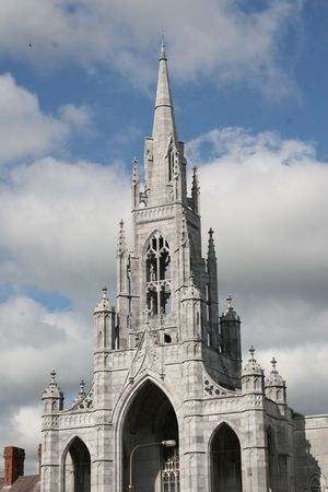 old irish church, cork city Stock Photo - 5192529
