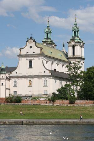 michael the archangel: St. Michael Archangel Church, Krakow Poland