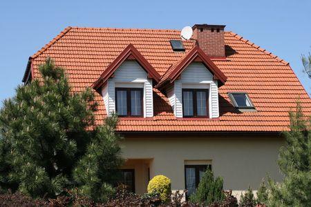 dormer: new house in the garden