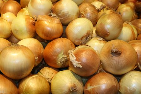 onion for sale Stock Photo - 5265693