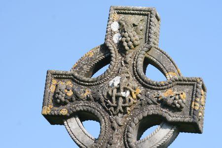 irish cross photo