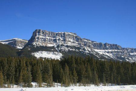 majesty: majesty of rocky mountains, banff, canada, ab