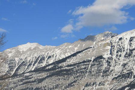 environmen: mountain range, canada, jasper