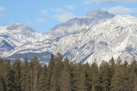 environmen: rocky mountains, canada
