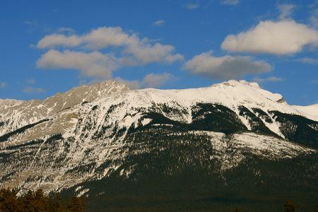 environmen: canada in winter