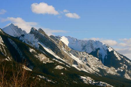 environmen: Rocky Mountains, Canada Stock Photo