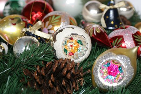 christmas ornament Stock Photo