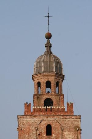 veneto: Campanile, Castelfranco Veneto, Italy