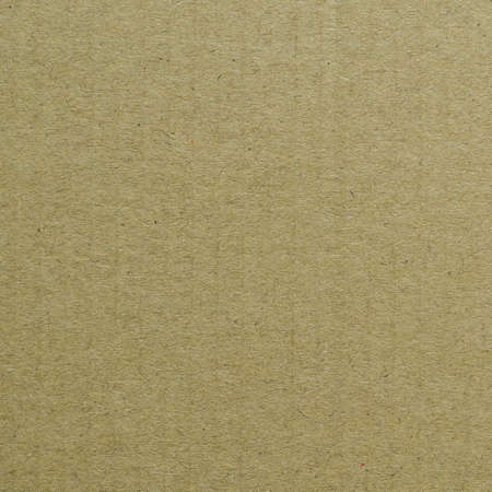 The texture of the cardboard in uniform soft light. Material thick cardboard top view
