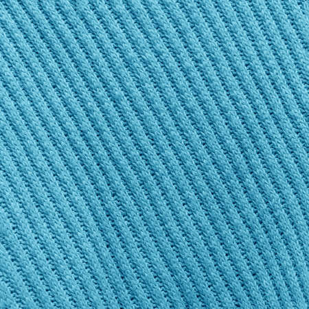 Texture knitted knitted wool material for blue sweater Banco de Imagens