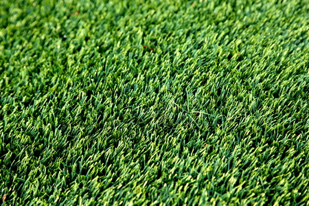 prato sintetico: Il frammento di campo in erba sintetica