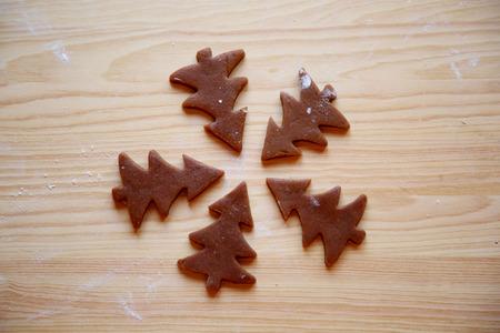 gingerbread cookies: Gingerbread. The Christmas cookies