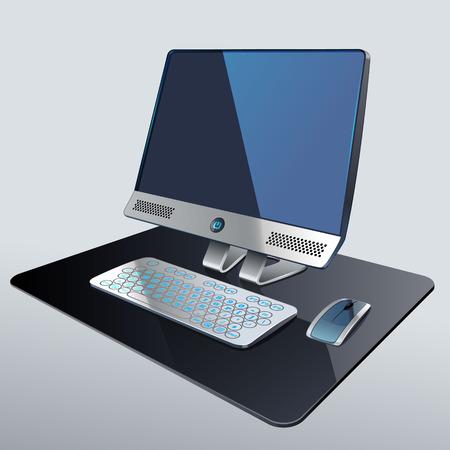컴퓨터 일러스트
