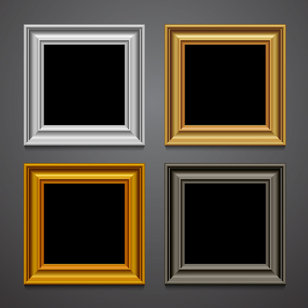 black and white frame: Frames