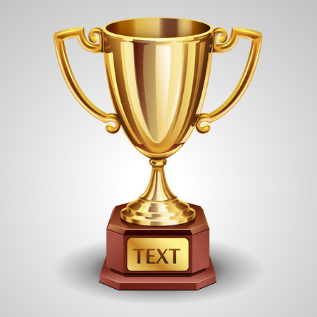 taza: Trofeo de Oro