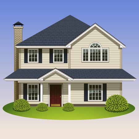 Home-Symbol-5 Standard-Bild - 36274283