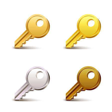 door key: key set