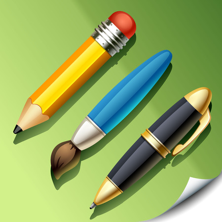 ballpoints: Drawing and painting tools