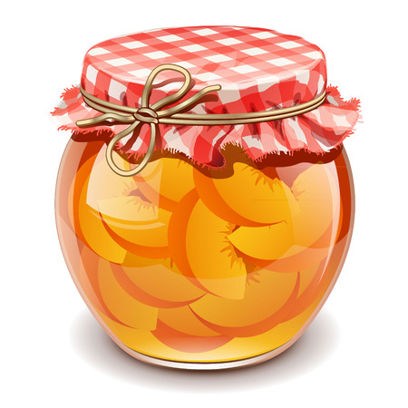 peach jam 일러스트