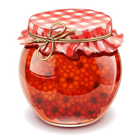 marmalade: raspberry jam