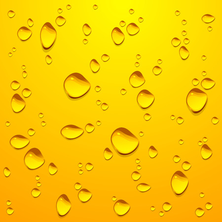 repeating background: water drop-6 Illustration