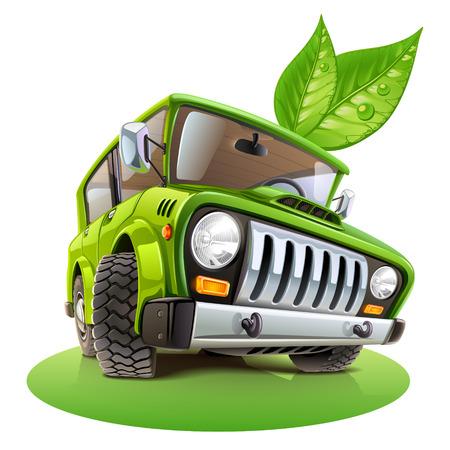 car leaf: eco car