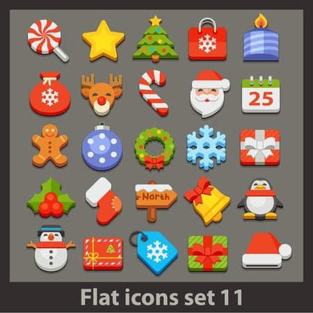 iconset: vector flat icon-set 11