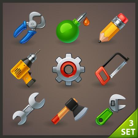 tools icon set-3