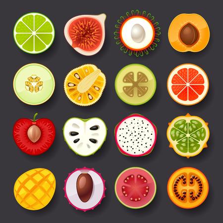 fruit icon set-2