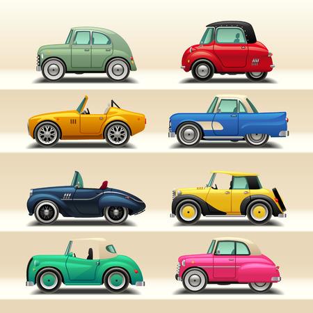 car icon set-6 Illustration