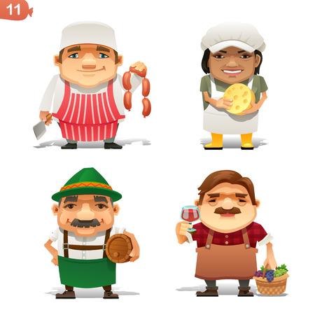profesiones: profesiones de la Industria de Alimentos