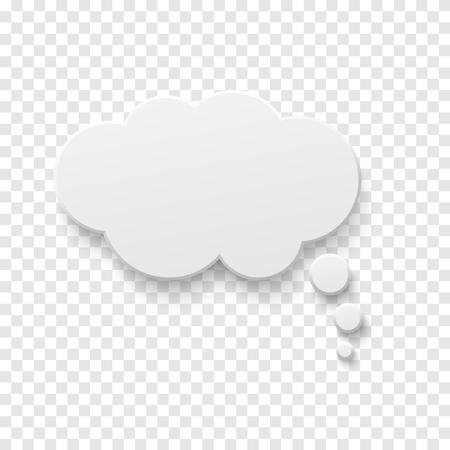 Speech bubble icon design Illustration